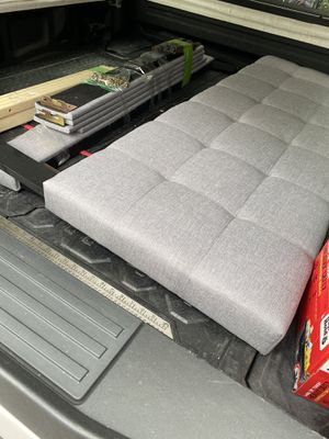 Hillsdale Grey FULL size bed frame for Sale in Berwyn, IL