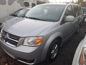 2009 Dodge Grand Caravan Sxt 3rd row 2tvs for Sale in Bowie, MD