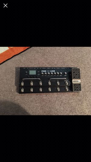 Guitar effect pedal for Sale in Mayfield, KY
