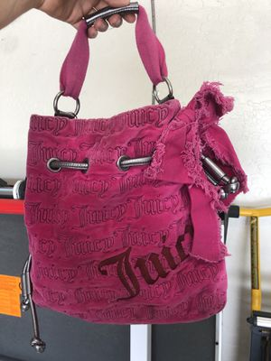 Juicy couture purse/backpack for Sale in Las Vegas, NV