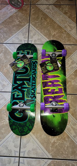 CREATURE SKATEBOARDS for Sale in South Gate, CA