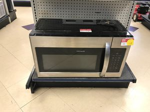 Frigidaire stainless steel microwave for Sale in Everett, WA