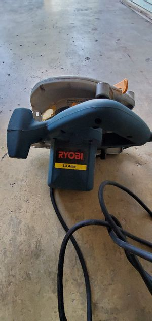 ryobi saw very good condition for Sale in Plantation, FL