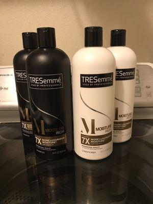 Tresemme Shampoo y Acondicionador for Sale in Stockton, CA