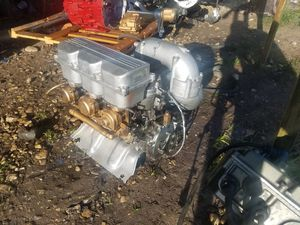 Kawasaki triple 900 jetski engine. Only 14 hours. for Sale in Inez, TX