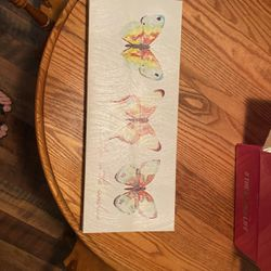 Butterfly Canvas for Sale in Keizer,  OR