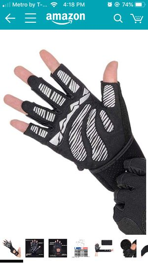 Work out gloves for Sale in South Miami, FL