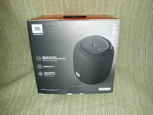 JBL Bluetooth Speaker. New! Google Assistant built in. Great gift!!! for Sale in Seminole, FL