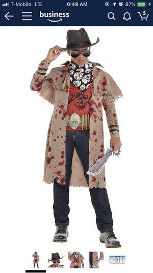 Zombie Hunter boy costume for Sale in Boston, MA