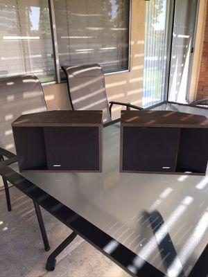 Vintage Bose Speakers for Sale in Irvine, CA