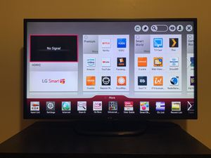 "Tv LG 47"" wifi smart for Sale in Norridge, IL"