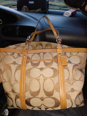 Coach Bag for Sale in Morrisville, PA