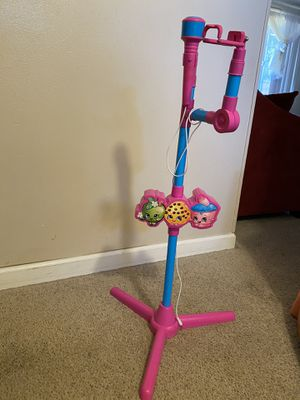 Shopkins stand karaoke for Sale in Hillsboro, OR