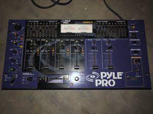 Pyle Pro 4-channel DJ Mixer for Sale in Mesa, AZ
