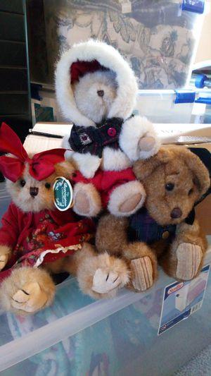 Christmas teddy bear Plushie stuffed animal for Sale in San Jacinto, CA