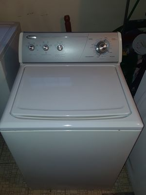 Whirlpool Washer!! Delivery Available!! FREE Assembly of Appliance!! With 30 Day Warranty Provided!! for Sale in Portsmouth, VA