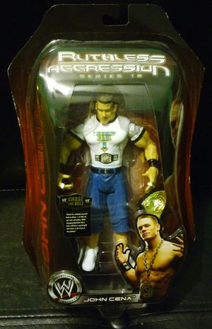 WWE Ruthless Aggression Series 18 John Cena Action Figure for Sale in Medford, MA