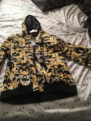 Brand New Versace Jacket..Authentic and never been worn.Will discuss price with only seriously interested buyers.. for Sale in Salt Lake City, UT
