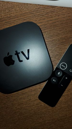 Apple tv 4k for sale (new) for Sale in Fontana, CA