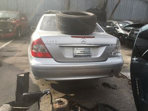 08 Mercedes e 550 parting out for Sale in Houston, TX