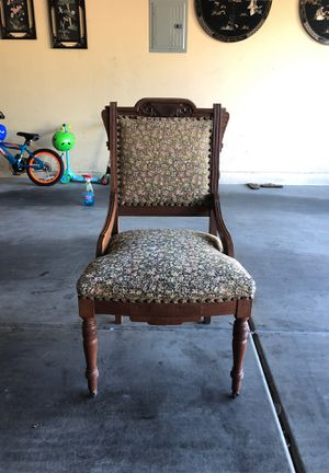 """Antique chair """"80 plus years"""" for Sale in North Las Vegas, NV"""