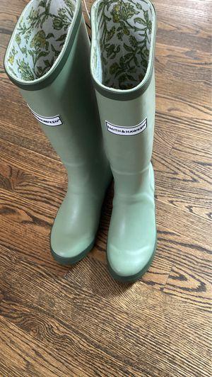 Smith & Hawken Women's rain boots for Sale in Chicago, IL