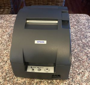EPSON TM- U220B Printer (Kitchen/ Dry Cleaners) for Sale in OGONTZ CAMPUS, PA