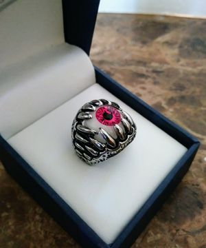 Stainless Steel Eyeball Ring for Sale in Salinas, CA