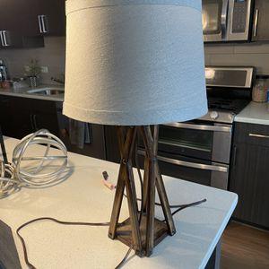 Rustic Lamps Set Of 2 for Sale in Reston, VA