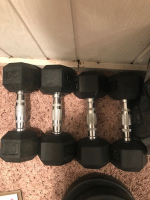 4 weights for Sale in Dublin, OH