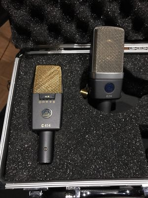 Akg c414 xlii microphone for Sale, used for sale  Tucker, GA