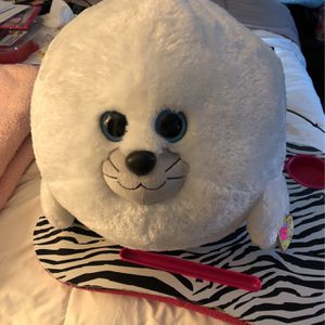 Beanie ballz seal large one new for Sale in Carol Stream, IL