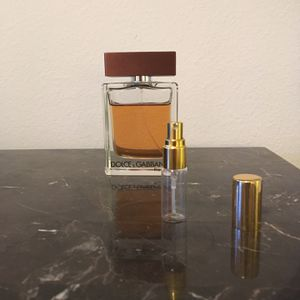 Dolce and Gabbana D&G The One 5ml Fragrance Sample for Sale in Houston, TX
