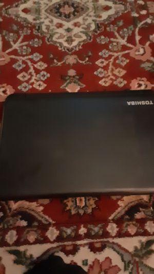Toshiba satellite laptop for Sale in Houston, TX