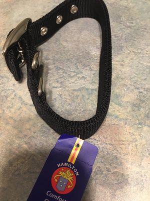 "Hamilton Dog collar 14"" largest new for Sale in Nashville, TN"