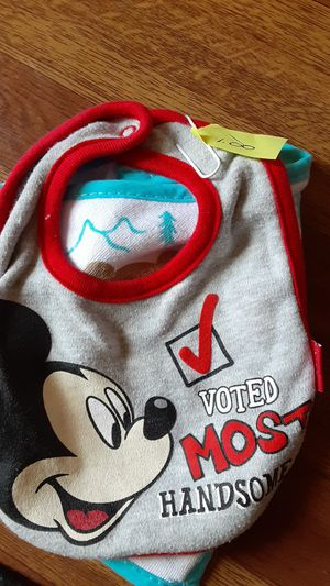 Baby Boy Bibs for Sale in Humble, TX
