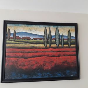 Large Tuscan Painting for Sale in Boston, MA