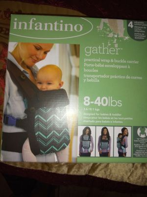 Infantino baby carrier for Sale in Paradise Valley, AZ