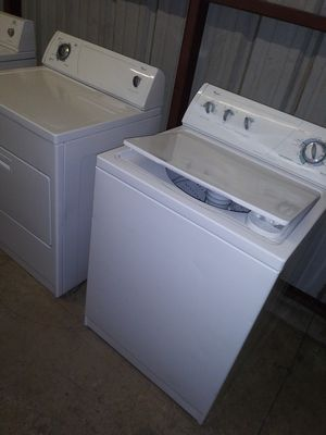 Whirlpool Washer & Dryer Set ASAP for Sale in Tucker, GA