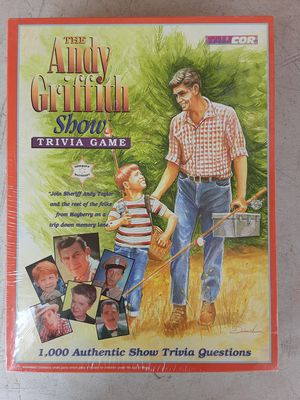 The Andy Griffith Show Trivia Game (New Sealed Box). L@@K!!! for Sale in Mesa, AZ