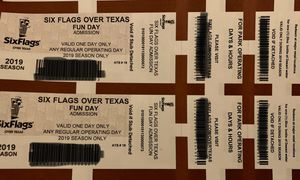 Six Flags Holiday in the Park Tickets for Sale in Burleson, TX