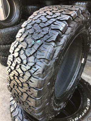 245/65/17 BFGoodRich all terrain (4 for $300) for Sale in Whittier, CA