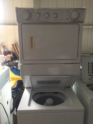 Stacked washer and gas dryer for Sale in San Luis Obispo, CA