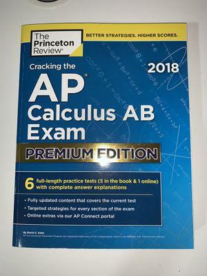 PRINCETON AP CALCULUS AB EXAM PREP for Sale in Miami, FL