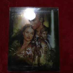 Star Wars Attack Of The Clones Blu Ray Steel Book Blu-ray Steelbook for Sale in Los Angeles, CA
