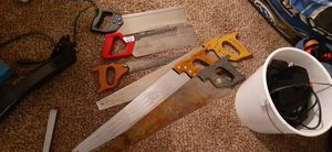 6 Hand Saws for Sale in Richland, WA