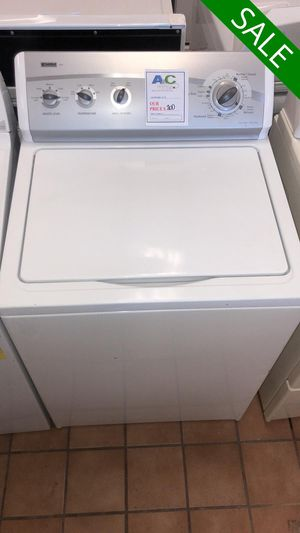 NO CREDIT!! Kenmore 110v Washer CONTACT TODAY! #1512 for Sale in Fort Washington, MD