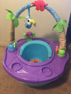 Summer infant island deluxe super seat for Sale in San Francisco, CA