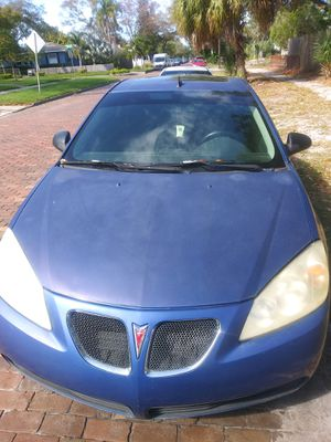 2007 Pontiac G6 for Sale in St. Petersburg, FL
