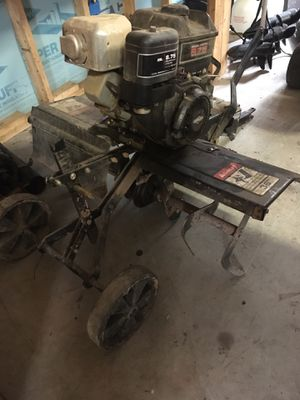Tow behind tiller for Sale in Severn, MD
